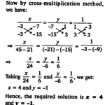 NCERT Solutions for Class 10 Maths Chapter 3 Pdf Pair Of Linear Equations In Two Variables Ex 3.5 Q1.3