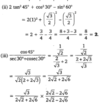 NCERT Solutions For Class 10 Maths Chapter 8 Introduction to Trigonometry Ex 8.2