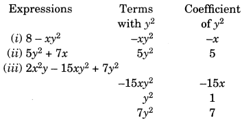 NCERT Solutions for Class 7 Maths Chapter 12 Algebraic Expressions 6