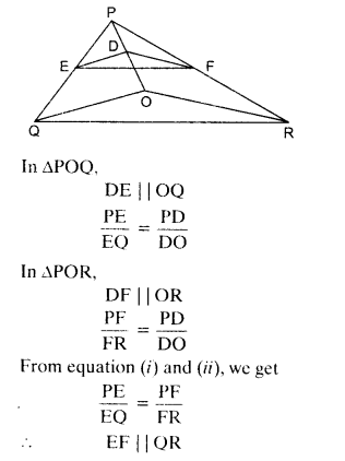 Triangles Class 10 Ex 6.2 NCERT Solutions PDF Q5