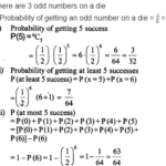 Class 12 Maths NCERT Solutions Chapter 13 Probability Ex 13.5 Q 1