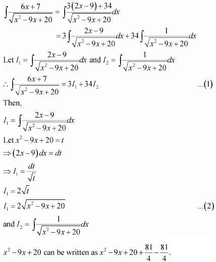 Class 12 Maths Solutions Ex 7.4 Q 18 - i
