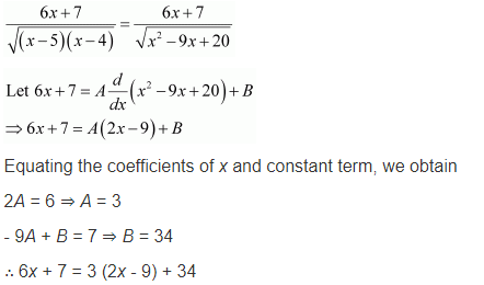 Class 12 Maths Solutions Ex 7.4 Q 18