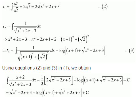 Class 12 Maths Solutions Ex 7.4 Q 20 - i