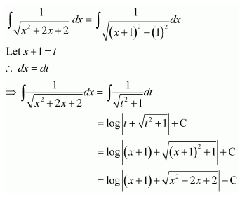 NCERT Solutions for Class 12 Maths Chapter 7 Integrals Ex 7.4 Q 10