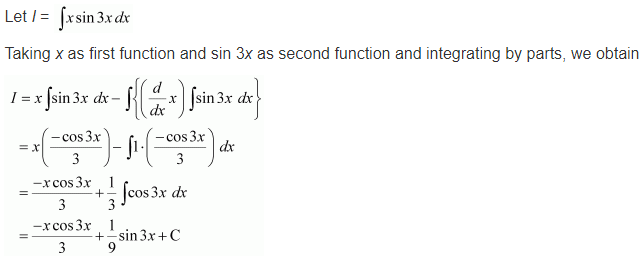 Maths Class 12 NCERT Solutions Chapter 7 Ex 7.6 Q 2