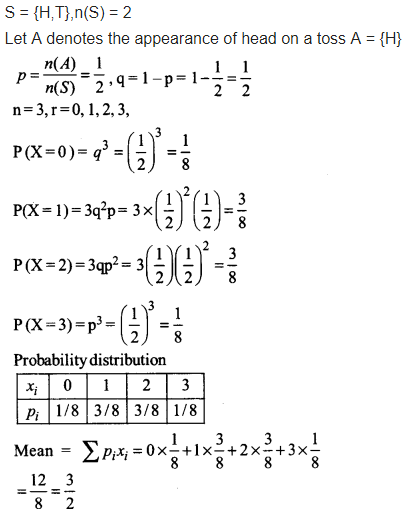 Maths NCERT Solutions Chapter 13 Probability Ex 13.4 Q 10
