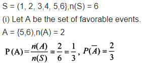Maths NCERT Solutions Chapter 13 Probability Ex 13.4 Q 5