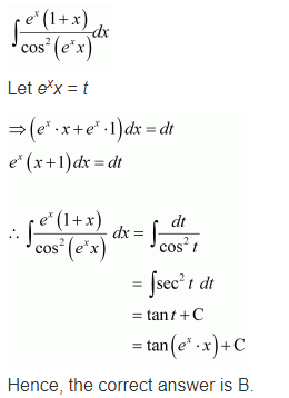 NCERT Solution Class 12 Maths Ex 7.3 Q 24