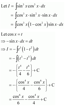 NCERT Solutions Integration Chapter 7 Ex 7.3 Q 5