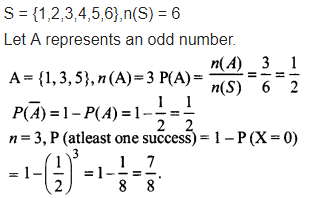 NCERT Solutions for Class 12 Maths Chapter 13 Probability Ex 13.2 Q 12