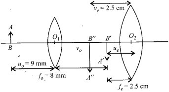 NCERT Solutions for Class 12 Physics Chapter 9 Ray Optics and Optical Instruments Q12
