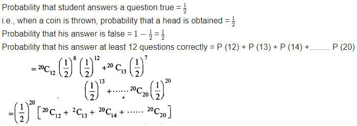 Cbse Class 12 Maths Chapter 13 Probability Formula - Www
