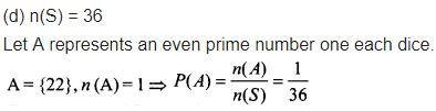 Probability Class 12 Maths NCERT Solutions Ex 13.2 Q 17
