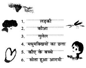 NCERT Solutions for Class 1 Hindi Chapter 2 आम की कहानी Q1