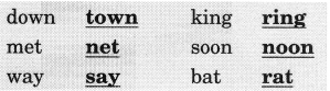 NCERT Solutions for Class 2 English Chapter 11 Funny Bunny Lets Write Q5