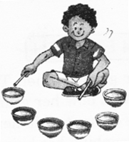 NCERT Solutions for Class 2 English Chapter 17 The Mumbai Musicians Lets Play Bingo Q3.1