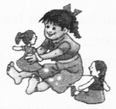 NCERT Solutions for Class 2 English Chapter 18 Granny Granny Please Comb My Hair Word Building Q2.1