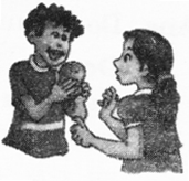 NCERT Solutions for Class 2 English Chapter 18 Granny Granny Please Comb My Hair Word Building Q2