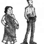 NCERT Solutions for Class 2 English Chapter 20 Strange Talk Lets Copy and Write Q1.1