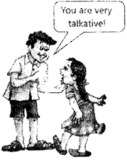 NCERT Solutions for Class 2 English Chapter 20 Strange Talk Lets Talk Q1