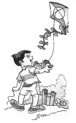 NCERT Solutions for Class 2 English Chapter 9 Storm in the Garden Lets Sing Q1.1