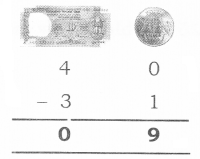 NCERT Solutions for Class 2 Maths Chapter 12 Give and Take Q10