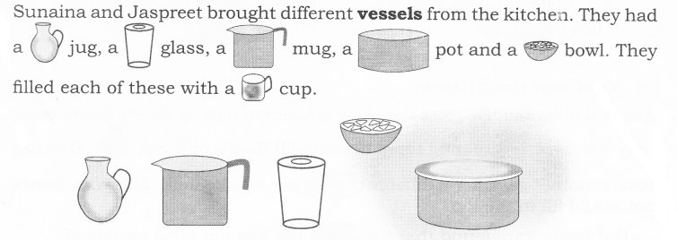 NCERT Solutions for Class 2 Maths Chapter 7 Jugs and Mugs Q6.2