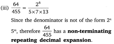 NCERT Solutions for Class 10 Maths Chapter 1 Real Numbers Ex 1.4 Q 6