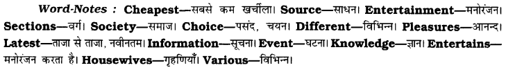CBSE Class 8 English Composition Based on Verbal Input 2
