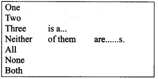 English Workbook Class 9 Solutions Unit 2 Determiners Q9