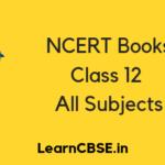 NCERT Books for Class 12
