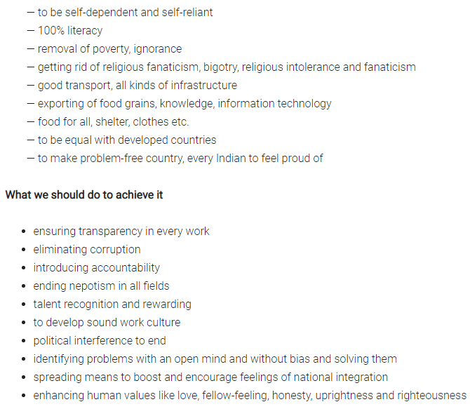 NCERT Solutions for Class 10 English Main Course Book Unit 6 National Integration Chapter 2 Challenges to National Integration Q2.2
