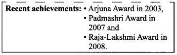 NCERT Solutions for Class 9 English Main Course Book Unit 7 Sports and Games Chapter 1 Grandmaster Koneru Humpy Queen of 64 Squares Q2.2