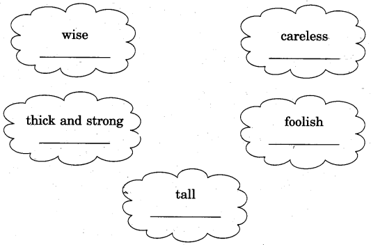 NCERT Solutions for Class 5 English Unit 2 Chapter 2 Flying Together 1