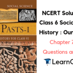 NCERT Solutions for Class 6 Social Science History Chapter 7 New Questions and Ideas