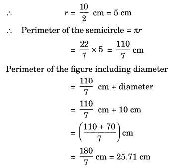 NCERT Solutions for Class 7 Maths Chapter 11 Perimeter and Area Ex 11.3 6