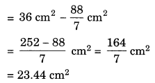 NCERT Solutions for Class 7 Maths Chapter 11 Perimeter and Area Ex 11.3 9