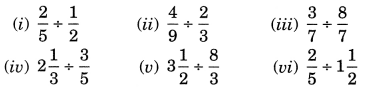 NCERT Solutions for Class 7 Maths Chapter 2 Fractions and Decimals Ex 2.4 6