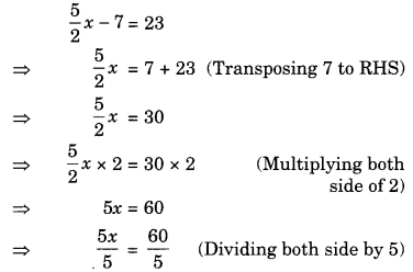 NCERT Solutions for Class 7 Maths Chapter 4 Simple Equations Ex 4.4 3
