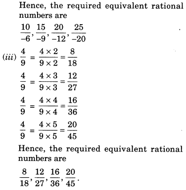 NCERT Solutions for Class 7 Maths Chapter 9 Rational Numbers 15