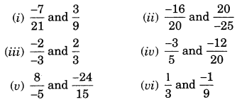 NCERT Solutions for Class 7 Maths Chapter 9 Rational Numbers 19