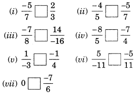 NCERT Solutions for Class 7 Maths Chapter 9 Rational Numbers 26