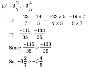 NCERT Solutions for Class 7 Maths Chapter 9 Rational Numbers 33