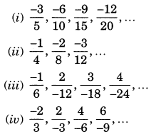 NCERT Solutions for Class 7 Maths Chapter 9 Rational Numbers 7