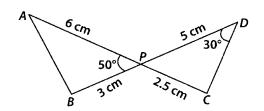 NCERT Exemplar Class 10 Maths Chapter 6 Triangles Ex 6.1 Q5