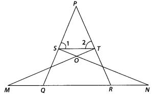 NCERT Exemplar Class 10 Maths Chapter 6 Triangles Ex 6.3 Q3