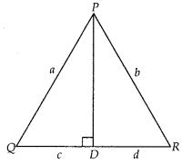 NCERT Exemplar Class 10 Maths Chapter 6 Triangles Ex 6.4 Q11