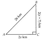 NCERT Exemplar Class 10 Maths Chapter 6 Triangles Ex 6.4 Q6