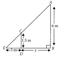 NCERT Exemplar Class 10 Maths Chapter 6 Triangles Ex 6.4 Q8